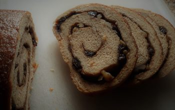 Raisin Walnut Bread