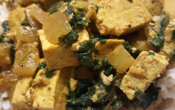 Asian Ginger Mix with Tofu